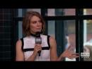 Lauren Cohan Discusses Whiskey Cavalier  Mile 22
