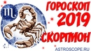 Гороскоп на 2019 год Скорпион гороскоп для знака Зодиака Скорпион на 2019 год