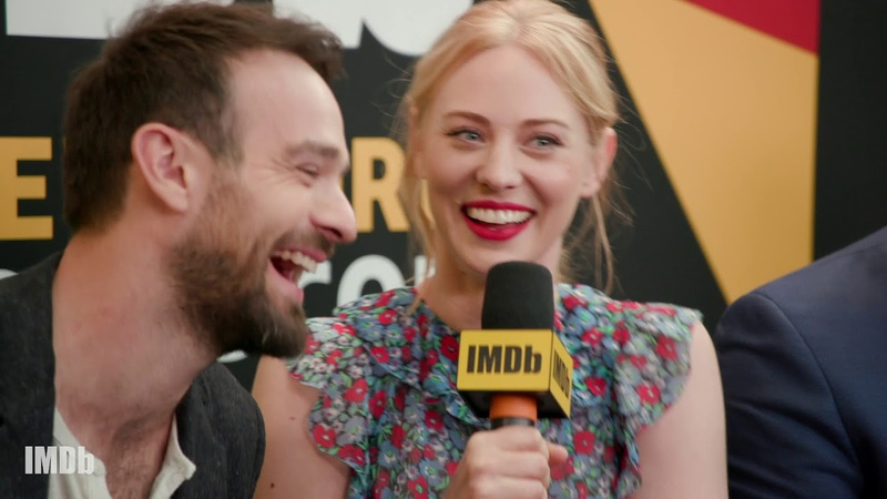Daredevil Star Deborah Ann Woll Played Dungeons and Dragons With Joe Manganiello| NYCC 2018