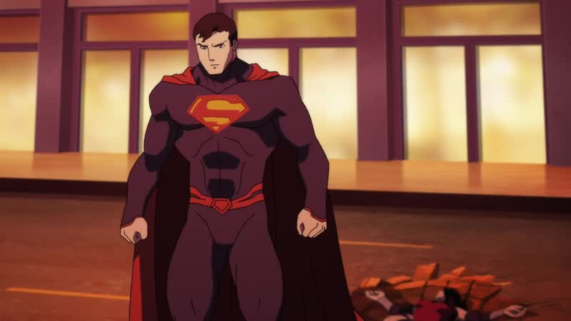 Death Of Superman Reign Of The Supermen - Double Feature Trailer - Warner Bros. UK