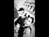 14 апреля 2018; Рим, Италия: Лана с Александрией Кэйе и Эшли Родригес в Колизее