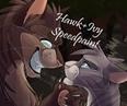 Hawk Ivy Speedpaint