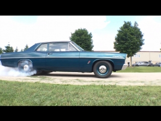 This Stock-Looking '67 Ford Is One Pissed-Off Sleeper! - Hot