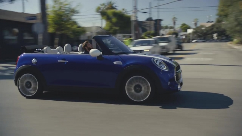 Новый MINI Cabrio в МОДУС.