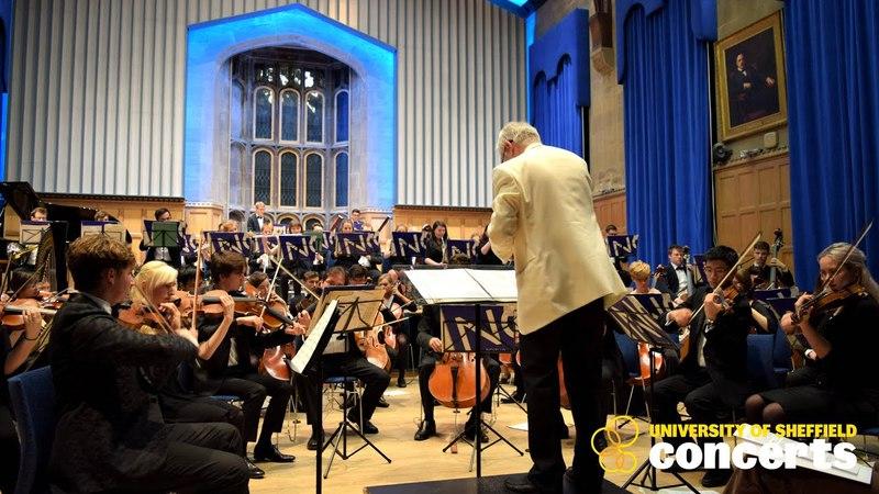 Auroral Impressions - Ellen Sargen - Sheffield University Symphony Orchestra