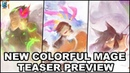 New Colorful Mage Champion Teaser Revealed League of Legends