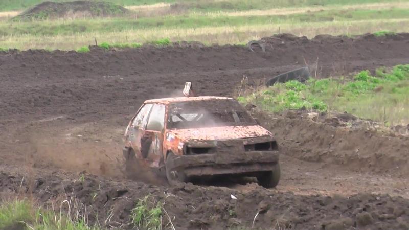 Первый этап чемпионата по автокроссу. Черногорск 26 мая.