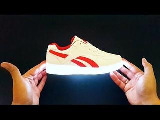 Стильные светящиеся кроссовки!