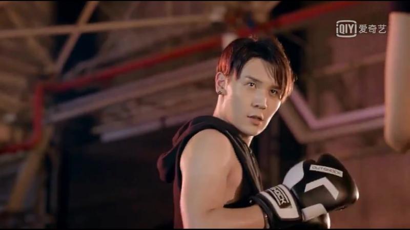 Luhan @ 180809 sweet combat ep33 trailer