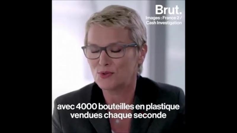 Cash Investigation : Quand Élise Lucet met le numéro 2 de Coca-Cola face à ses contradictions sur le recyclage des emballages en