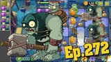 Plants vs. Zombies 2 New Dark Ages Gargantuar - Dark Ages Night 10 (Ep.272)