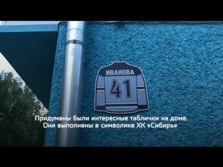 Дом в стиле ХК Сибирь
