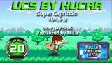Super Capriccio D20 Super Hucaruno UCS by HUCAR