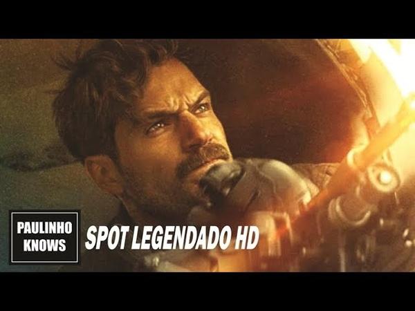Missão: Impossível - Efeito Fallout (Mission: Impossible - Fallout, 2018) | Spot Legendado HD