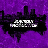 Логотип BLACKOUT PRODUCTION