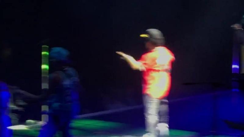 11 сентября 2018 Сент-Пол (Миннесота, США) - Finesse