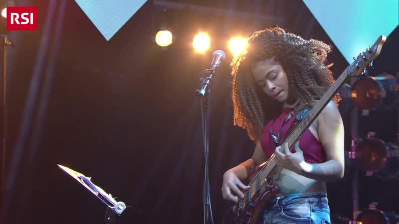 Ekalavya (Mohini Dey Bass Guitar Solo) - Lugano jazz Festival 2018