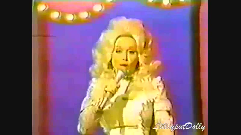 Dolly Parton - Thank God Im A Country Girl on The Dolly Show 1976 77