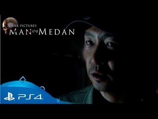 The Dark Pictures: Man of Medan | Рассказ разработчиков (часть первая) | PS4
