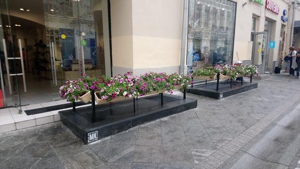 Цветочные.. что-то цветочные.  5 июня 2018