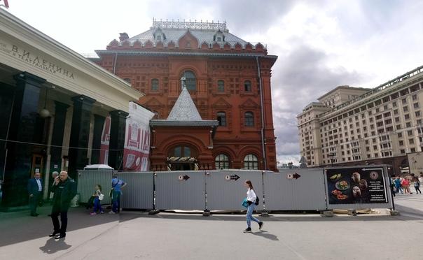 В исторический музей встроили Шоколадницу. Бррр.  5 июня 2018
