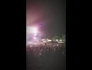 Шон в толпе во время исполнения Ruin на Festival D'été de Quebec Квебек Канада 09 07 18