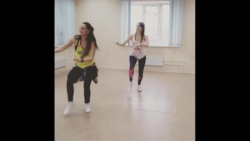 Потанцевали зумбу мы немножко:) а ты с нами? ZUMBA Тольятти