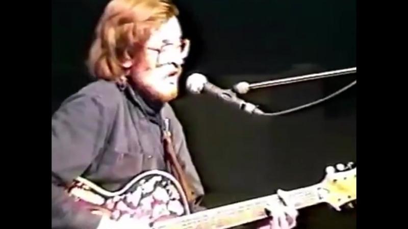 Егор Летов - Русское поле экспериментов (концерт в Ленинграде,1994)