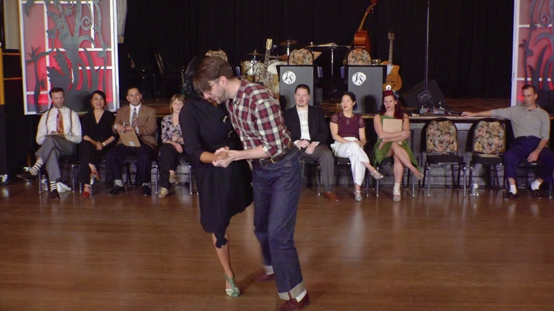 CalBal Classic 2018 - Invitational Mixed Couples - Bobby Shani
