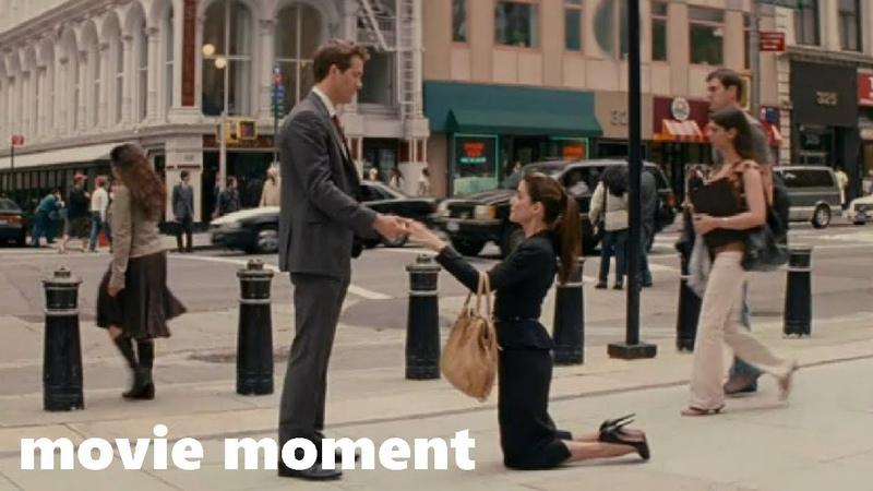 Предложение (2009) - Сделай предложение (1/10) | movie moment