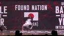 Found Nation (Japan) - SNIPES Battle Of The Year 2018 - Showcase