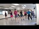 Rock Around The Clock - line dance ~ 搖滾時鐘 - 排舞