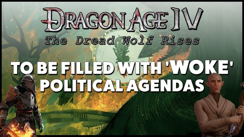 New Dragon Age - Director's Worrying Political Agenda