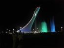 Поющий фонтан в Сочи