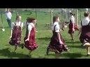 Танец Московская кадриль Конно -спортивный праздник в КХ Трошино