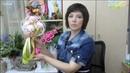 Ручной букет невесты с зефиром Свит дизайн Мастер Наталья Дроздова