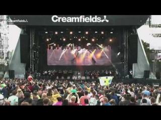 Kaleidoscope Orchestra Avicii tribute at Creamfields