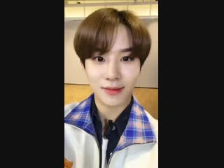 190103 Jungwoo (NCT) @ PUFF IDOL App