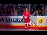 Президент принял участие в гала-матче Ночной хоккейной лиги