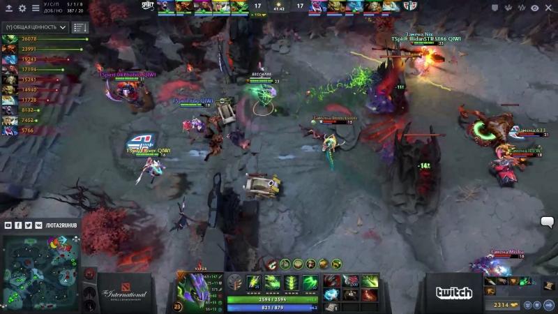Final Battle Spirit vs Espada Game 1