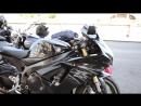 Backstage moto foto
