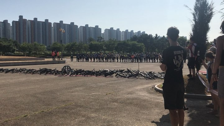 Instagram: Starten er gået i Cyclocross