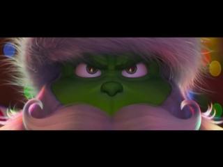 THE GRINCH Final Trailer (2018) Benedict Cumberbatch Animation