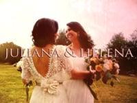 A BRAZILIAN VINTAGE WEDDING IN TUSCANY JULIANA and HELENA
