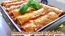 CANNELLONI RIPIENI DI POLPETTA ricetta facile CANNELLONI PASTA WITH MEATBALLS Tutti a Tavola