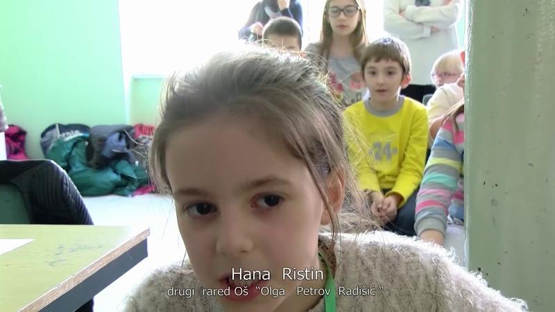 """EKO KVIZ U OŠ """"OLGA PETROV RADIŠIĆ"""""""