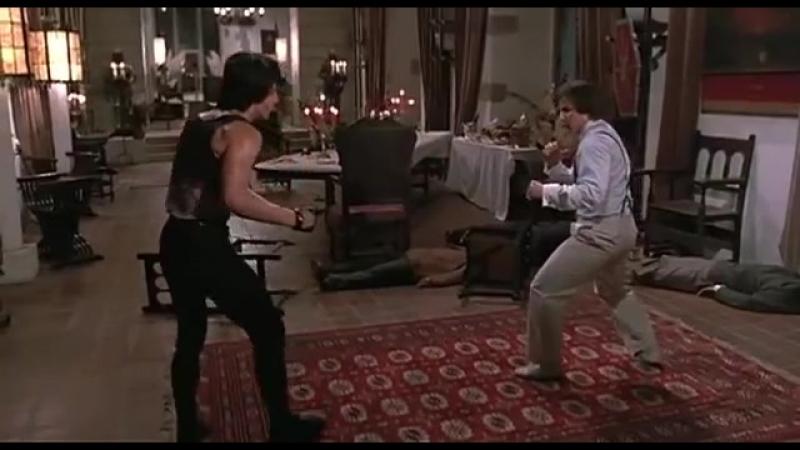 Самая лучшая драка в кино, Джеки Чан vs Бени Уркидес (Гонконг, 1984г).
