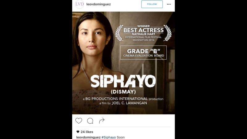 Siphayo (2016) Филиппины