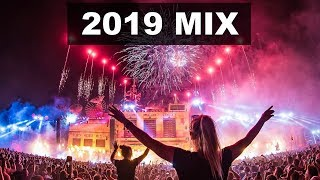 New Year Mix 2019 - Best of EDM Party Electro House Festival Music