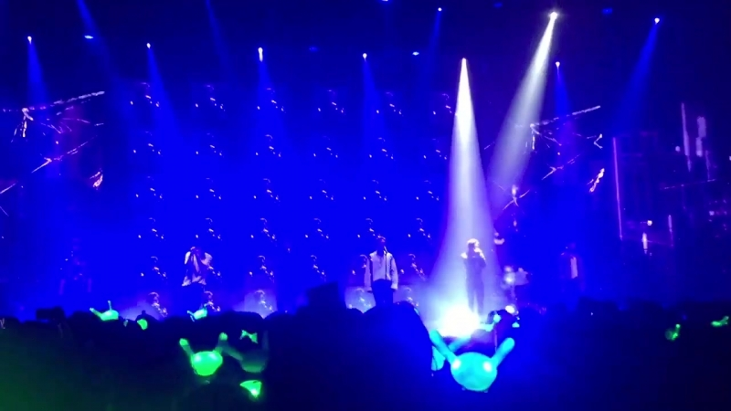 [FANCAM] [21.07.18] B.A.P LIMITED in Seoul: Blind